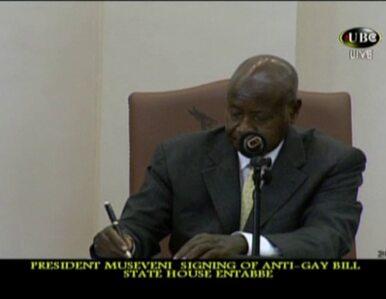 Dożywocie za homoseksualizm. Prezydent podpisał ustawę