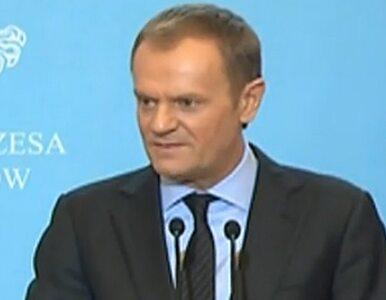 Tusk: kibice tej drużyny zostaną szybko ukarani