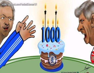 """""""Szczęsny who?"""", """"Happy 1000th game Arsene Wenger"""" - Internet śmieje się..."""