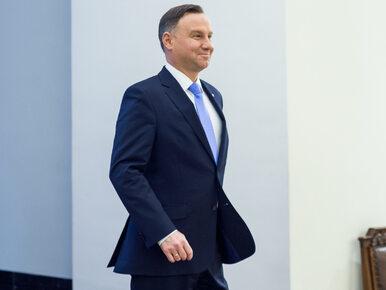 Andrzej Duda przesłał gratulacje do przewodniczącego Chińskiej Republiki...