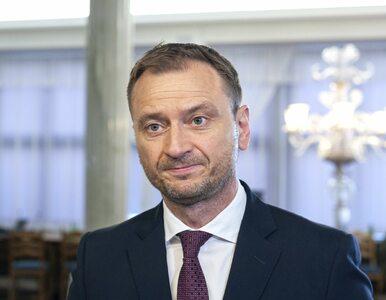 Sławomir Nitras: Rafał Trzaskowski w sposób naturalny wychodzi poza PO