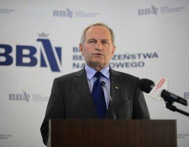 BBN: sytuacja jest kryzysowa. Politycy się nie dogadają