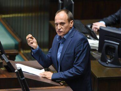 PiS przejmie posłów opozycji? Ostry komentarz Kukiza