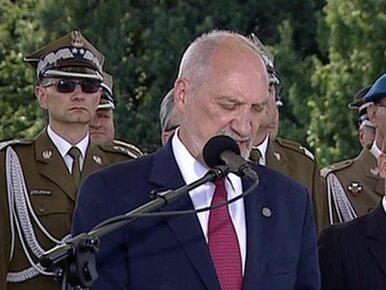 Szef MON wspomina agresję na Ukrainę i Gruzję, a także Smoleńsk i MH17....