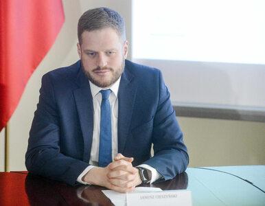 """""""Musi być jakiś kwitek"""". Neumann atakuje Cieszyńskiego, wiceminister..."""