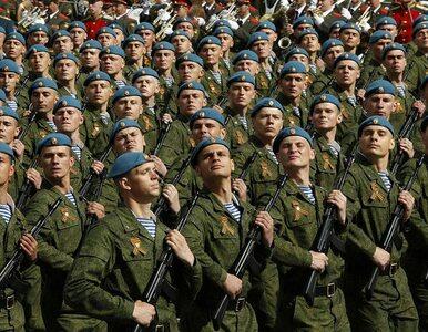 Rosyjskie wojsko postawione w stan gotowości bojowej przy granicy z Ukrainą