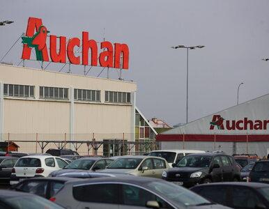 Likwidacja sklepów Auchan i Real w Polsce. Zastąpią je...