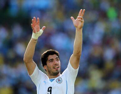 Urugwajczycy dogadali się? Kara dla Suareza może być zmniejszona