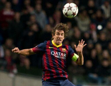 Legenda Barcelony odejdzie z klubu?