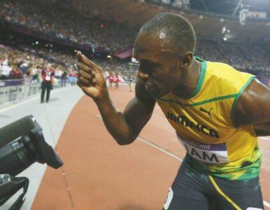 Usain Bolt zamiast biegać będzie... grał w krykieta?