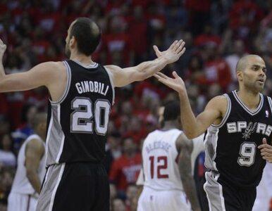 NBA: San Antonio Spurs w czwórce najlepszych zespołów sezonu
