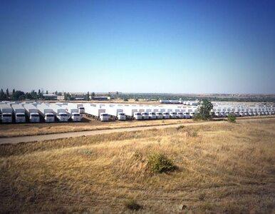 """Ukraińcy kontrolują ciężarówki """"białego konwoju"""""""