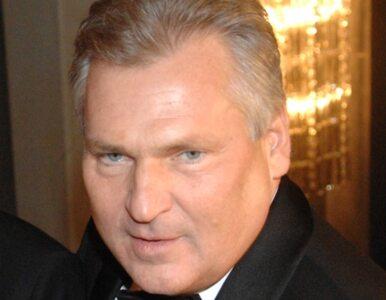 Kwaśniewski: Ukraina będzie szarpana, jest elementem życiowego planu Putina