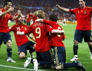 Hiszpanie mistrzami Europy!