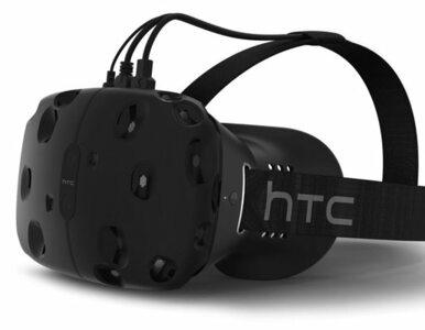 Hełm HTC Vive wybrany najlepszym urządzeniem targów Gamescom 2015!