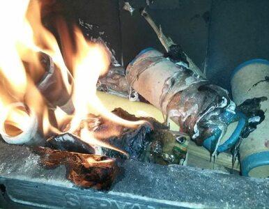 Czym Polacy palą w piecach? Wstrząsające przykłady z Łodzi