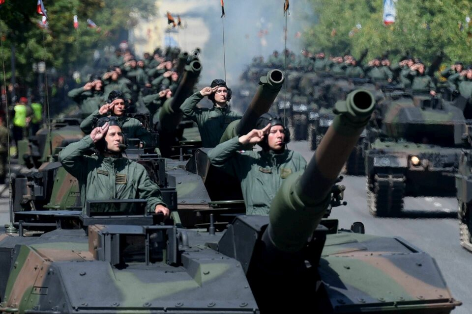 Tak świętowało Wojsko Polskie. Defilada zokazji 15sierpnia nazdjęciach