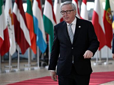 """Juncker pogratulował Putinowi zwycięstwa w wyborach. """"Zawsze..."""