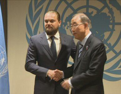Leonardo DiCaprio otrzymał tytuł Posłańca Pokoju ONZ