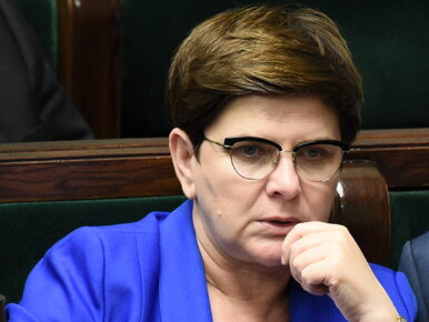 Sejm poparł projekt podwyżek cen paliw w I czytaniu. Beata Szydło...
