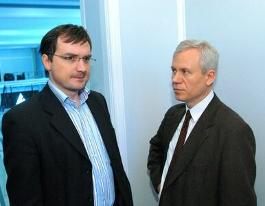 Ziobro i Jurek: oto alternatywa dla polityki Tuska