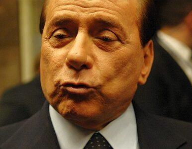"""""""Odejście Berlusconiego to kwestia godzin"""". Premier: to bzdura!"""