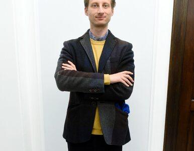 """Sterczewski nawiązał do Joschki Fischera. """"W takich samych butach..."""