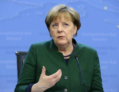 Wyjazd Angeli Merkel na spotkanie z Donaldem Trumpem odwołany w...