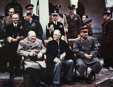 """""""Niegrzeczny dokument"""" Churchilla i Stalina trafił na wystawę!"""