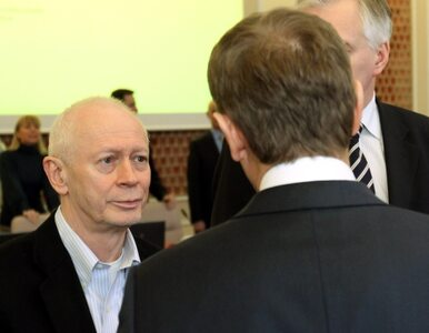 """""""Boni podpisał ACTA więc odchodzę"""". Dymisja przewodniczącego Rady..."""