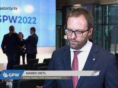GPW SA, Marek Dietl – Prezes Zarządu, #298 ZE SPÓŁEK