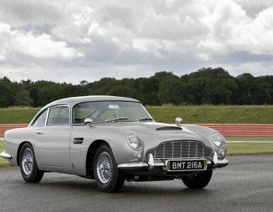 Fabrycznie nowy Aston Martin DB5