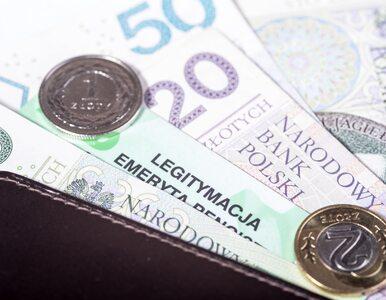 Waloryzacja rent i emerytur. Największa podwyżka od lat