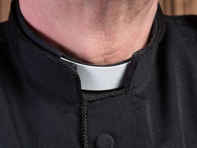 Policja zatrzymała kapelana hospicjum. Miał molestować kobietę podczas...