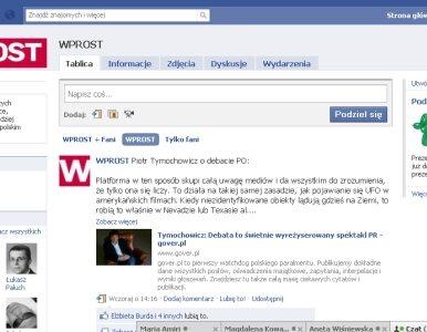 Panic button na Facebooku